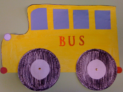 Kidcreate Studio - San Antonio. Wheels on The Bus Workshop (18 Months-6 Years)